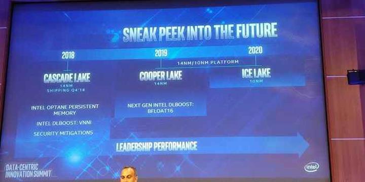 Intel 56 çekirdekli Cooper Lake Xeon Scalable işlemcilerini duyurdu