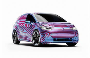Elektrikli Volkswagen ID 3