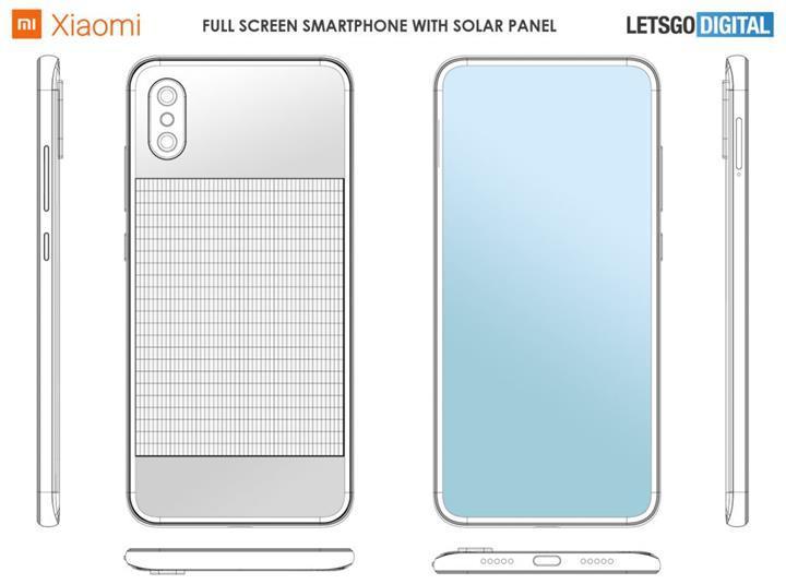 Xiaomi'nin güneş enerjili telefonu ortaya çıktı