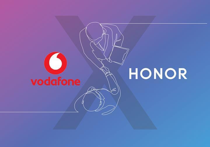 Honor 8 serisi Vodafone bayilerinde