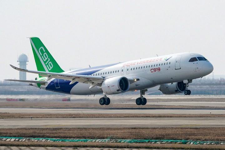 Çin'in Airbus ve Boeing'e rakip yolcu uçağı hakkında tüm detaylar