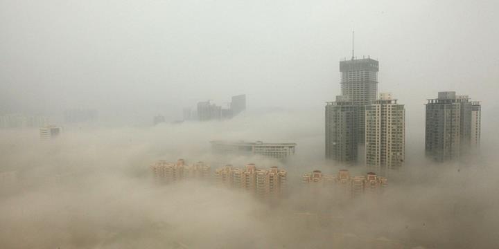 Çin'deki hava kirliliği, ülkenin güneş enerjisi üretimini sekteye uğratıyor