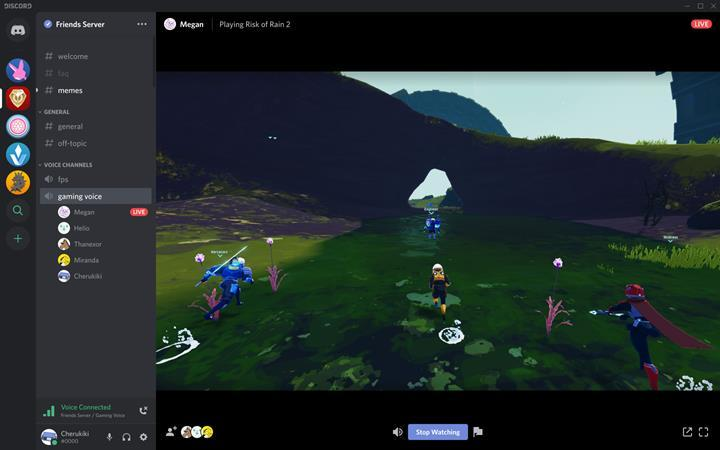 Discord canlı oyun yayınlarına başlıyor