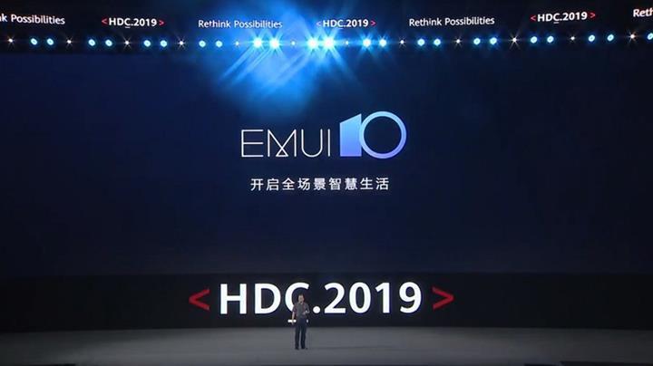 EMUI 10 Beta yakında Huawei P30 ve Mate 20 serisi için yayınlanacak