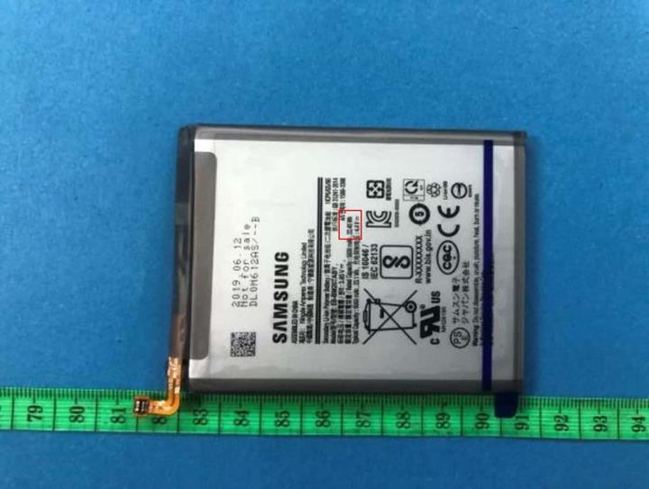 Samsung'tan 6.000 mAh pile sahip telefon geliyor