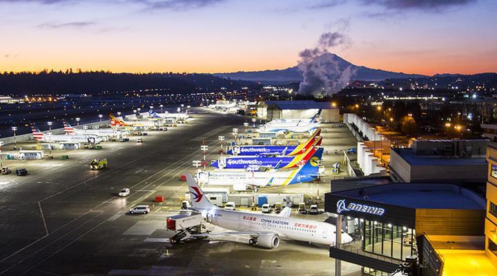 Havayolu şirketleri, 737 Max'lar yerine eski Boeing 737'lerin peşinde