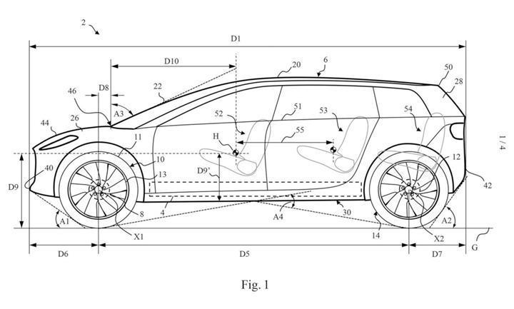 Dyson'ın elektrikli otomobili işte böyle görünecek