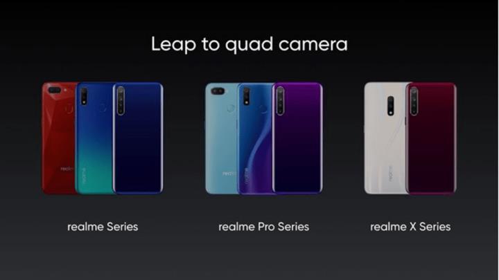 Realme 5 Pro'nun teknik özelliklerinden bir kısmı sızdırıldı