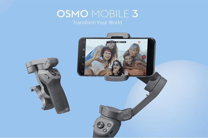 Cebe sığabilen DJI Osmo Mobile 3 gimbal duyuruldu