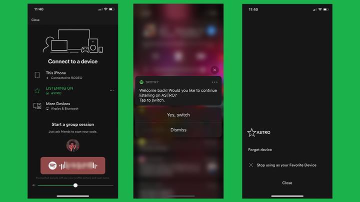 Spotify'ın yeni özelliği hoparlörler arası geçişi kolaylaştıracak