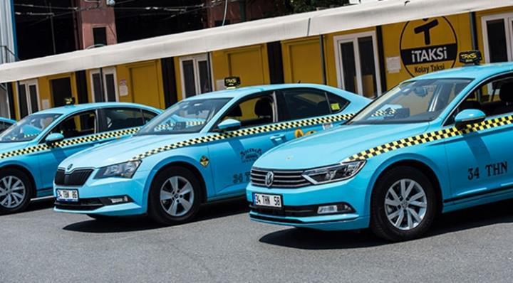 Cumhurbaşkanı Erdoğan'dan taksicilere Volkswagen sözü