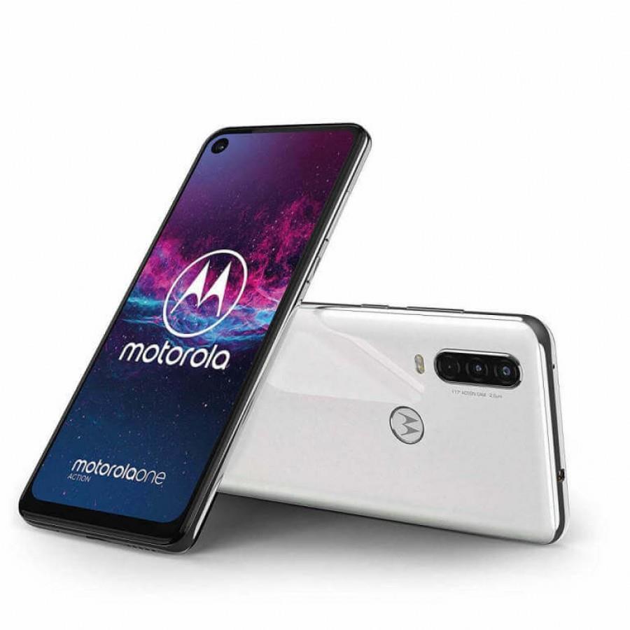 Aksiyon kameralı Motorola One Action duyuruldu