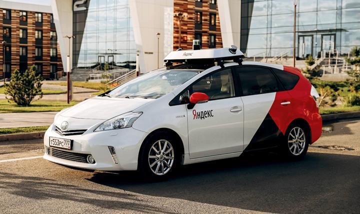 Yandex, 2021 yılına kadar otonom araç sayısını 1.000'e çıkaracak