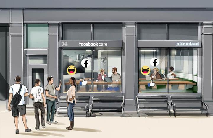 Facebook kafelerde hem kahve için hem gizlilik ayarlarını yapın