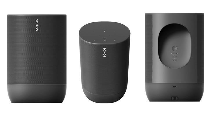 Sonos'un ilk taşınabilir Bluetooth hoparlörünün görüntüleri ortaya çıktı