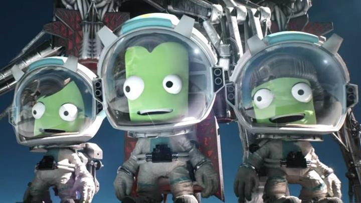 Kerbal Space Program 2, Mart 2020'de piyasaya çıkıyor