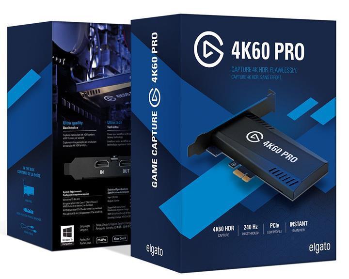 Elgato 4K60 Pro MK.2'yi duyurdu