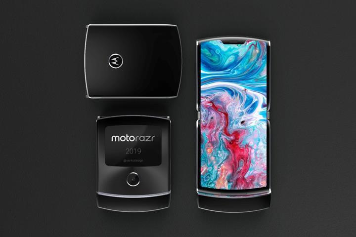 Katlanabilir Motorola RAZR, 1.500 dolar fiyat ve orta sınıf özelliklerle gelecek