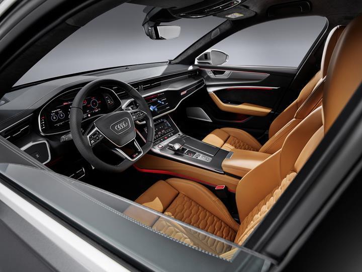 İşte 2020 Audi RS 6 Avant: 600 beygirlik motoruyla ABD yolcusu