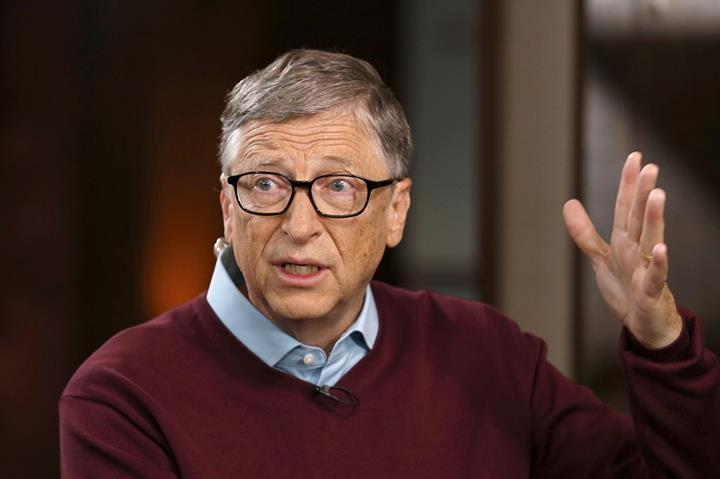 Netflix'ten üç bölümlük Bill Gates belgeseli geliyor