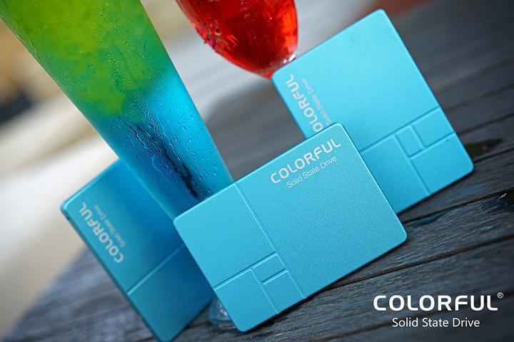 Colorful SL500 SSD'sini duyurdu