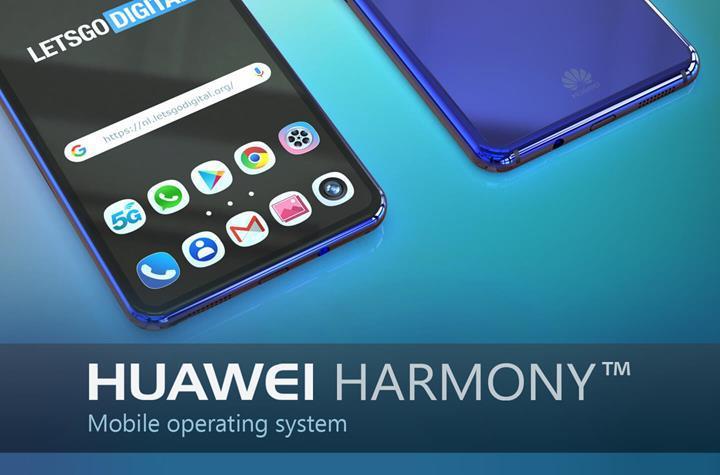 Huawei bu yıl Harmony OS işletim sistemi ile çalışan bir telefon çıkarmayacak
