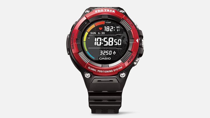Casio yeni akıllı saat modelini tanıttı