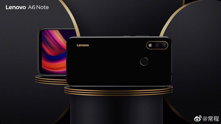 Lenovo A6 Note'un tasarımını ortaya çıkaran görseller yayınlandı