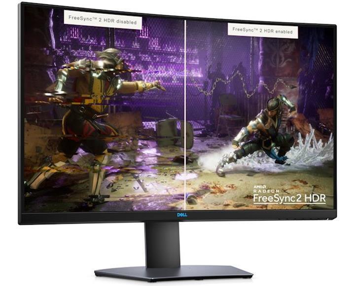 Dell Freesync 2 HDR destekli monitörünü duyurdu
