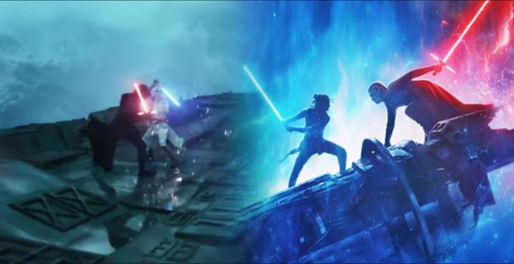 Star Wars: The Rise of Skywalker'ın yeni fragmanı yayınlandı