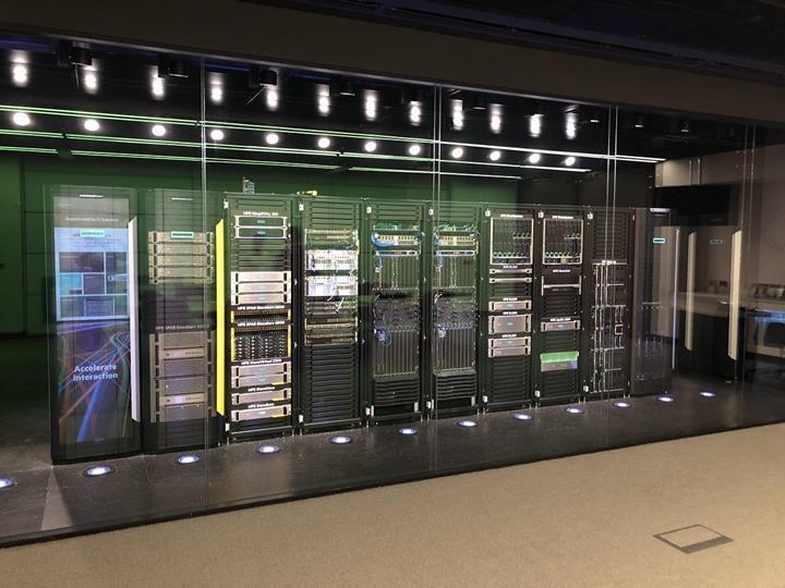 HP'nin 46 bin çekirdekli süper bilgisayarı NASA'da kullanılacak