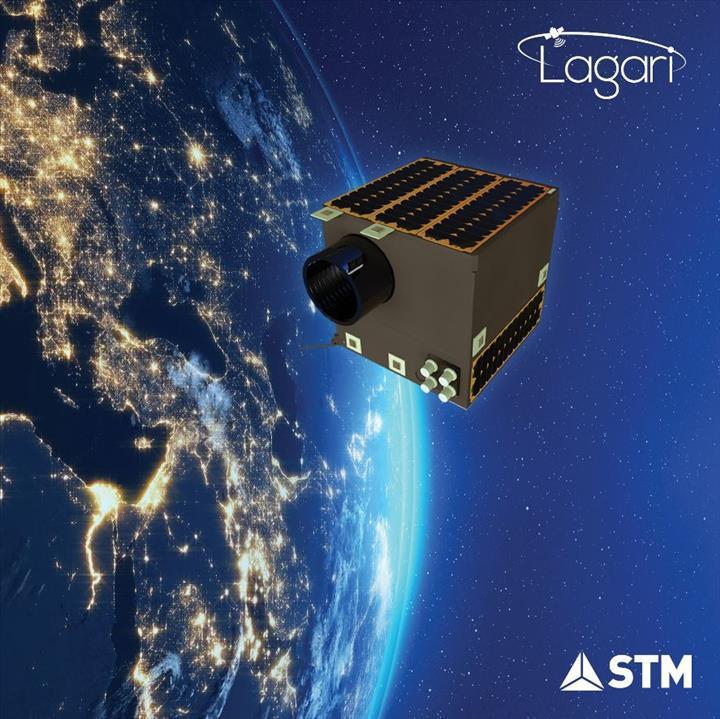 Tarım uygulamalarında STM'nin yerli uydusu LAGARİ'den faydalanılacak