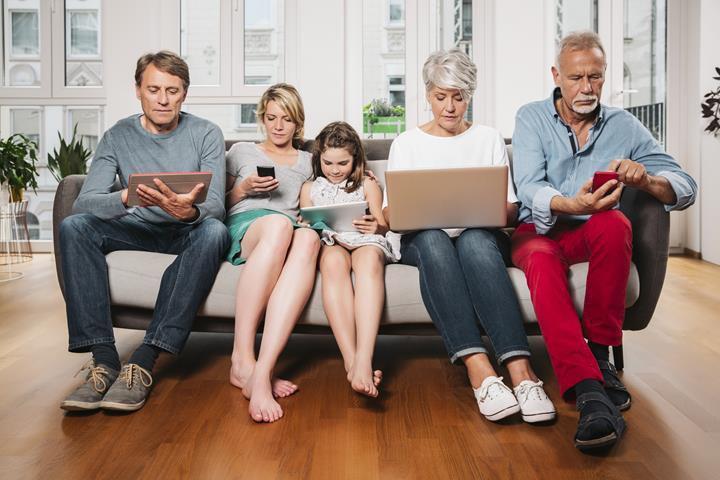 Türkiye'de internet kullanıcısı artıyor