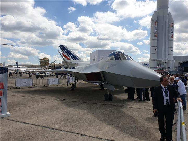 Rusya'dan milli savaş uçağına üretim desteği