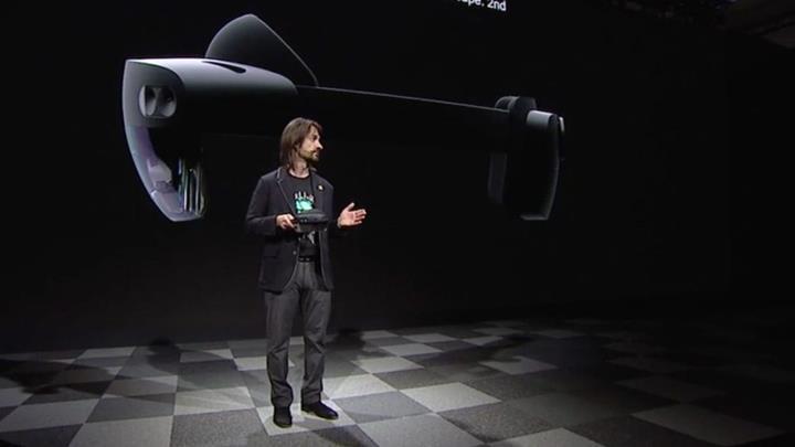 HoloLens 2, önümüzdeki ay piyasaya çıkıyor
