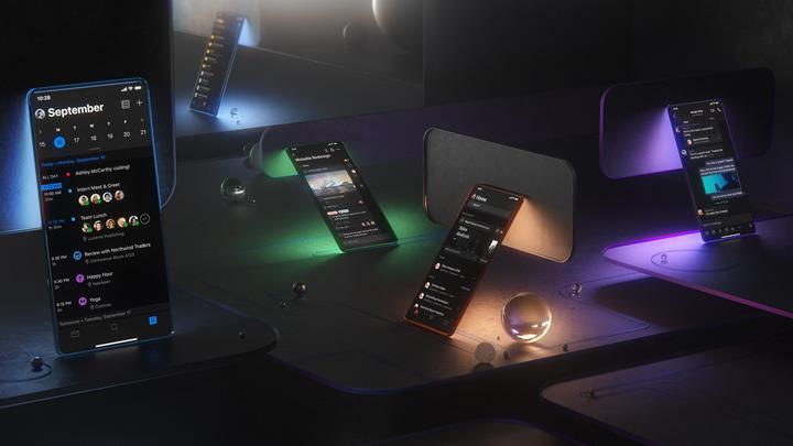 Microsoft Office'in iOS ve Android versiyonuna karanlık mod geliyor