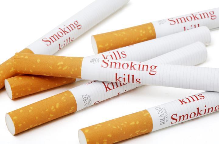 Sigaralar üzerine yazılan uyarı mesajları sigara tüketimini azaltıyor