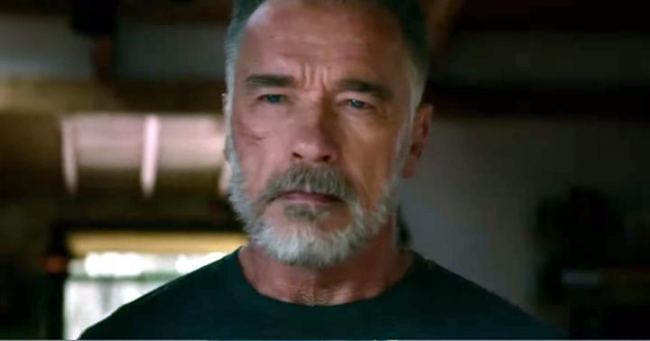 Terminator: Dark Fate'ten aksiyon dolu yeni fragman