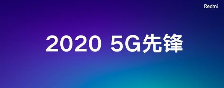 Redmi ilk 5G özellikli telefonu için tarih verdi