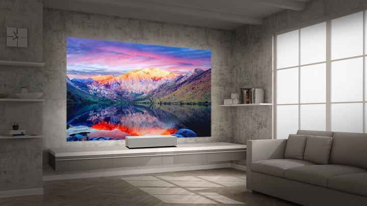 LG yeni CineBeam 4K projeksiyon cihazını tanıttı
