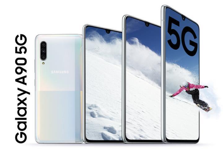 Galaxy A90 5G tanıtıldı. İşte özellikleri: