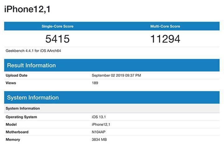 iPhone XR 2 daha hızlı bir işlemci ve 4 GB RAM'e sahip olacak