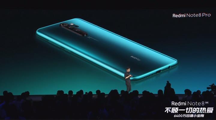 Redmi Note 8 Pro satışa çıktığı ilk gün 300 bin adet sattı
