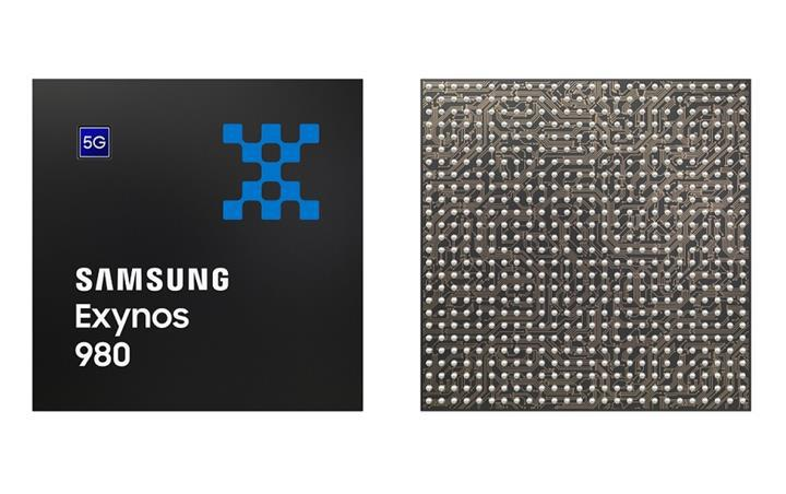 Samsung'dan 5G modemli Exynos 980 yonga seti