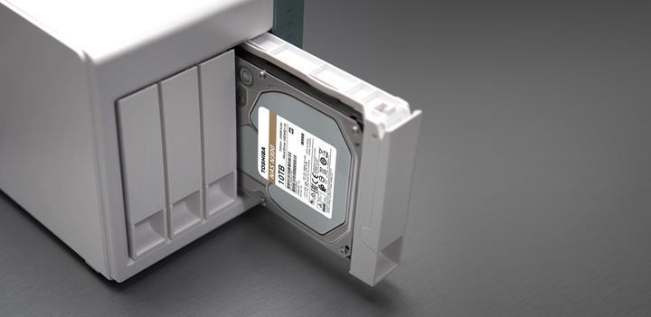 Toshiba N300 ve X300 HDD ailesini 16 TB seçeneğiyle güncelledi