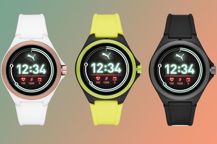 Puma ilk akıllı saat modelini tanıttı