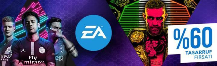 PlayStation Store'da EA oyunlarına büyük indirimler