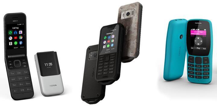 Nokia yeni cep telefonlarını duyurdu