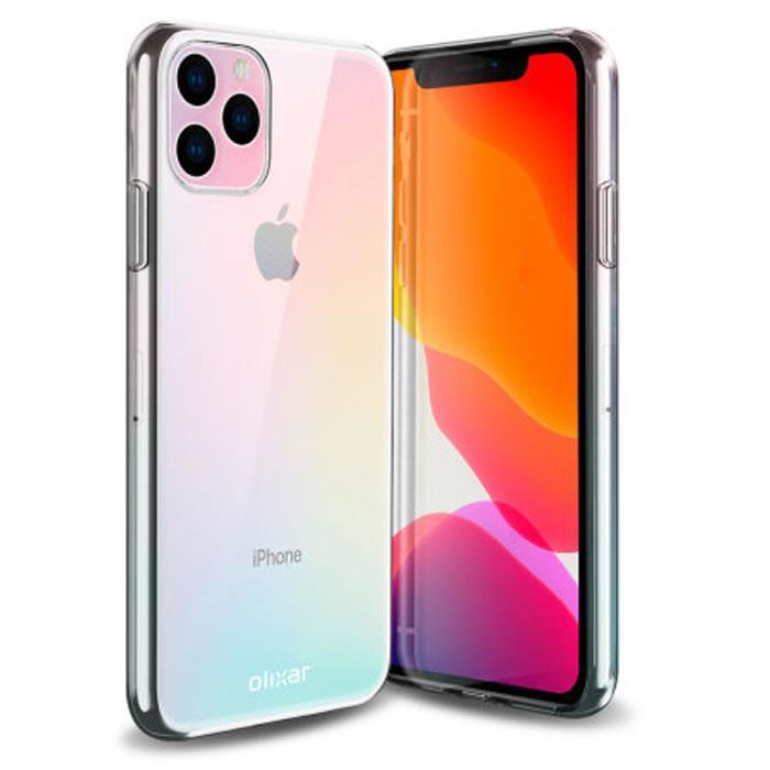 iPhone 11 degrade renk seçeneği ile gelebilir