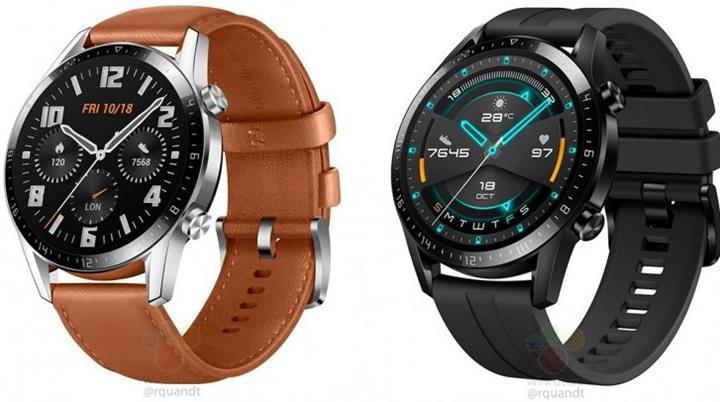 Huawei Watch GT 2 modeli 19 Eylül'de tanıtılacak